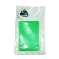 "BIG TOP - RISER PAD - 1/8"" SOFT (GREEN)"