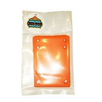 "BIG TOP - RISER PAD - 1/8"" SOFT (ORANGE)"
