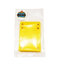 "BIG TOP - RISER PAD - 1/8"" SOFT (YELLOW)"