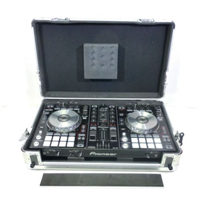 LASE Euro Style Case For Pioneer DDJ-SR2 Controller (Equipment not included)