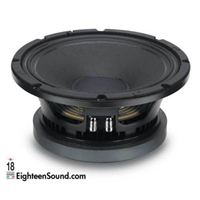 "Eighteen Sound / 18 Sound 10MB600 10"" High Output Mid-range Speaker"