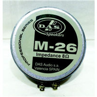 Factory Replacement D.A.S. Audio M-26 Compression Driver