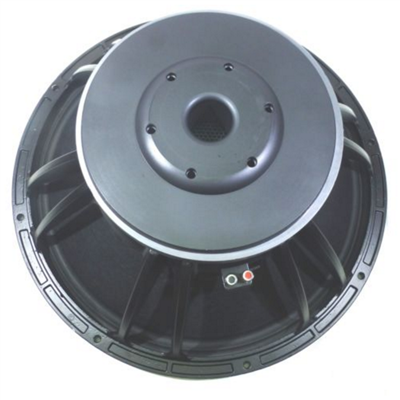"LASE 21LW - 2400 21"" (550mm) Low Frequency Woofer Speaker 5"" Voice Coil 8 Ohms"