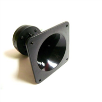 Replacement Eden E27007 for Eden D410XS Horn Tweeter Driver - 8 Ohms (Black)