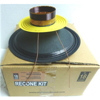 "Eighteen Sound / 18 Sound - R 10M600 - 10"" Re-Cone Kit"