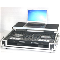 LASE ATA Flight Case for SERATO RELOOP MIXON 4 with Glide