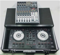 LASE Euro Style Case For Pioneer DDJ-SB2 / SB3 Controller Case with GLIDE