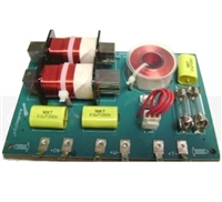 2-Way Passive - Crossover w/ Fuse - 3000 Hz KHP - 800 Watts - 4 or 8 Ohm