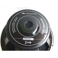 "Eminence SIGMA PRO-18A-2 18"" Speaker 650 Watts 8 Ohms Made In USA"