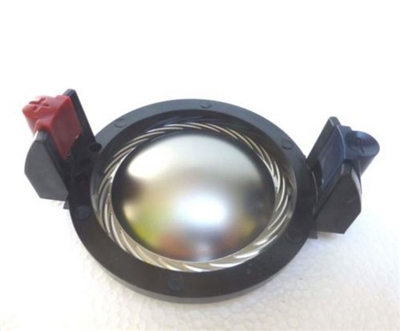 Replacement Diaphragm for RCF M104 For ND2530-T3, CD2530-T3 Driver 8 Ohms 63.7mm
