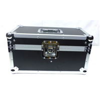 Multi-Purpose ATA Flight Case for LED Lights, Microphones, Electronic Parts, etc.