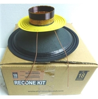 "Eighteen Sound / 18 Sound - 10"" Re-Cone Kit R 10MB600"