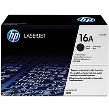 Genuine HP 5200 Black Laser Toner Q7516A OEM