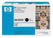 HP CM4730 Laser Toner Cartridge Black OEM Q6460A