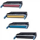 HP Color LaserJet CM4730 Toner Set (Set of 4)