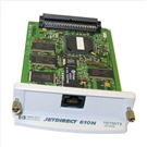 HP JetDirect 610N Ethernet Network Card J4169A