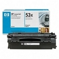 HP P2015 Black Laser Toner - High Yield Q7553X OEM