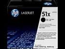 Genuine HP P3005 LaserJet Toner Cartridge Q7551X OEM