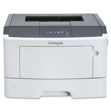 Lexmark MS310D Laser Network Printer