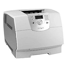 Lexmark Optra T640N Laser Network Printer