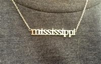 Mississippi Necklace