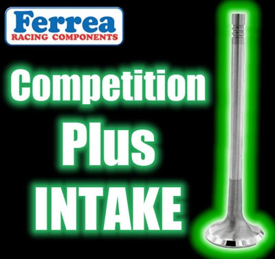 "F1111P 2.055"" X 4.960"" Intake Ferrea Competition Plus Valves Fits: SB Chevy 11/32"""