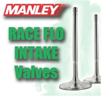 11106-1  34 mm X 103.13 mm Intake Manley Race Flo Valves Fits: MAZDA 1.8L BP056