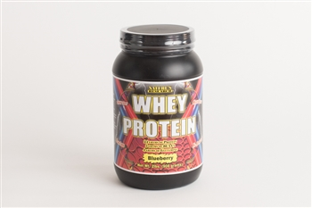 Whey Protein Blueberry 2lb.