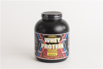 Whey Protein Blueberry 5lb.