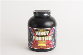 Whey Protein Butterscotch 5lb.