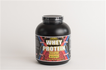 Whey Protein Strawberry 5lb.