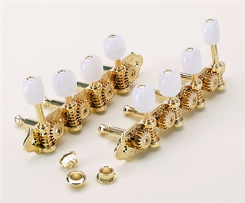 Grover Mandolin Tuners, A Style