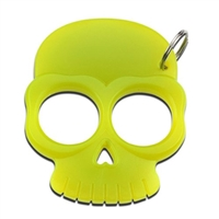 BK-11YL Collectible Skull Knuckle with Key Ring