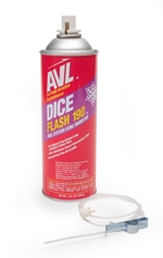 <b>D-F190-20</b><br>DICE Flash 190 (FSII) DICE Aerosol Cans 20 oz. Case of 24 Cans