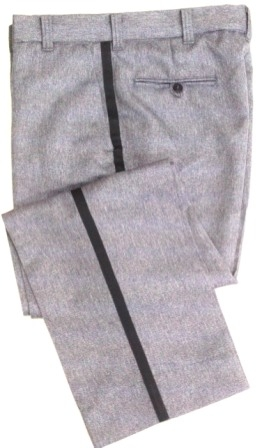Mens Flex Waist Winter Weight Slacks