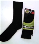 NEW Wright Cool Mesh II Black Crew Socks