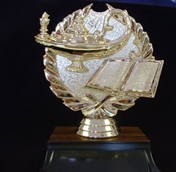 Lamp of Learning Trophy