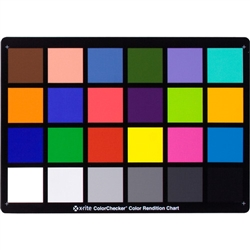 X-RITE COLOR CHECKER