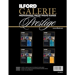 ILFORD GALERIE PRESTIGE FINE ART SAMPLE PACK 8.5X11 (12 SHEETS)