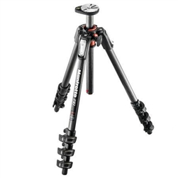 MANFROTTO MT190CXPRO3 CARBON FIBER 4-SECTION TRIPOD
