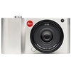 LEICA T DIGITAL CAMERA (SILVER)