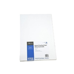 "EPSON SEMIMATTE PROOFING PAPER 13X19"" (100 SHEETS)"