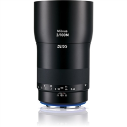 Zeiss Milvus 100mm F/2 ZE