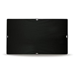 SCRIM JIM MEDIUM FLAT BLACK REFLECTOR 1876