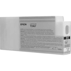 EPSON 7900/9900 350ML LIGHT BLACK