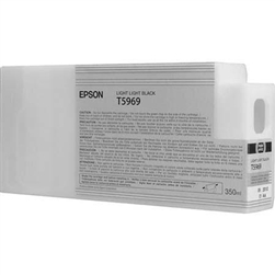 EPSON 7900/9900 350ML LIGHT LIGHT BLACK