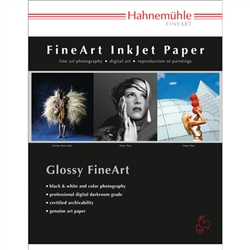 "Hahnemühle Fine Art Pearl (285gsm) 8.5X11"" (20 SHEETS)"