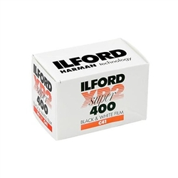 ILFORD XP2 36 EXPOSURE