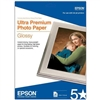 "EPSON ULTRA PREMIUM GLOSS 5X7"" (20 SHEETS)"