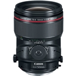 Canon TS-E 50mm f/2.8L Macro Tilt-Shift Lens